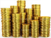 Gold bullion coins and rounds price